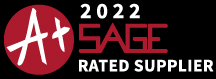 SAGE A Rated Supplier